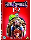 Hotel Transylvania 1-2 [DVD]