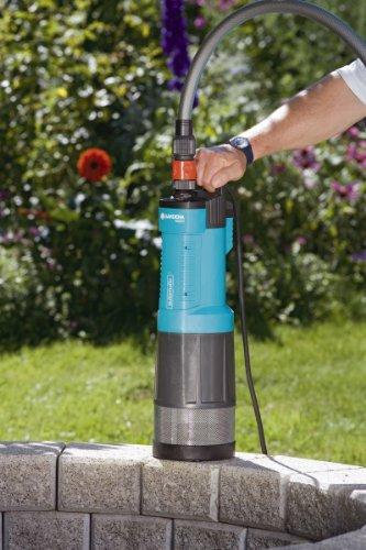 Gardena Comfort 6000/5 Automatic Tauchdruckpumpe - 2