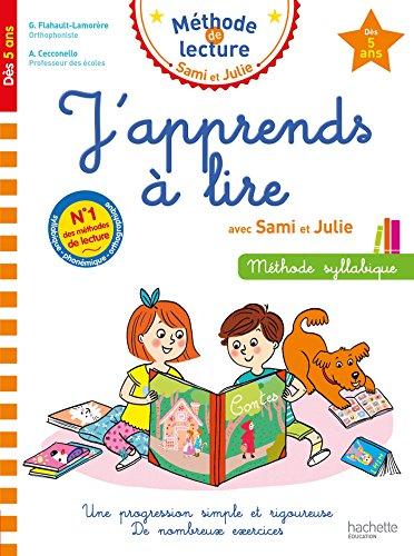 J'apprends à lire avec Sami et Julie par Adeline Cecconello