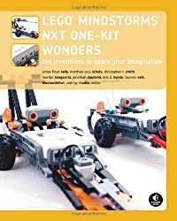LEGO MINDSTORMS NXT One Kit Wonders - Ten Inventions To Spark Your Imagination