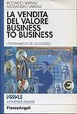 La vendita del valore business to business