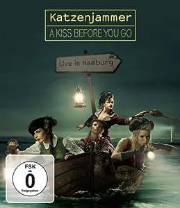 Katzenjammer - A Kiss Before You Go/Live in Hamburg [Blu-ray]