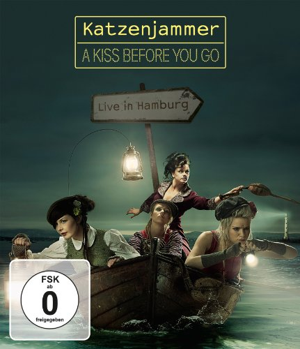 Katzenjammer - A Kiss Before You Go/Live in Hamburg [Edizione: Germania]