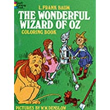 Wizard of Oz (Dover Classic Stories Coloring Book)