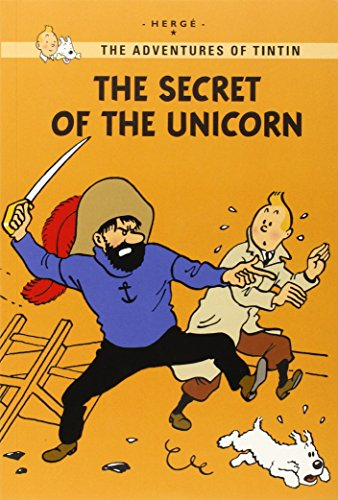 Tintin Young Readers Edition. The Secret of the Unicorn (Little, Brown and Company)