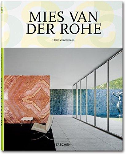 Mies van der Rohe (Taschen 25. Aniversario) por Claire Zimmerman