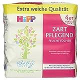 HiPP Babysanft Feuchttücher 4 x 56 Stück