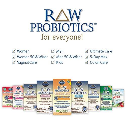 Garden Of Life Raw Organic Probiotic Kids 96g Vegetarian Powder