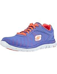 Skechers Flex Appeal - First Glance - Zapatillas de deporte para mujer