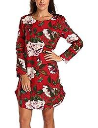 7e3b7e518af Suchergebnis auf Amazon.de für  rote rosen - Kleider   Damen  Bekleidung
