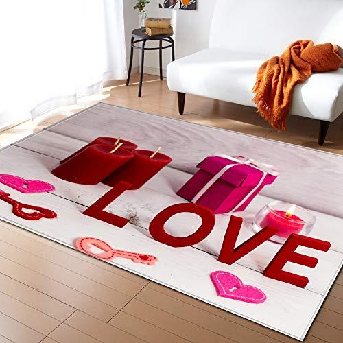 BILLY'S HOME Teppich im Wohnzimmer, kreativer Anti-Schlitten-Lang, Teppichboden für einen hohen Preis für Schlafzimmer und Zimmer für Kinder,C,L -
