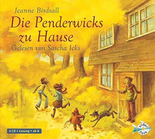 Die Penderwicks 2: Die Penderwicks zu Hause: 4 CDs