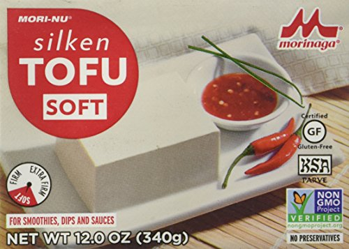 Mori Nu Tofu Soft 340 g (order 12 for trade outer)