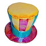 BESTOYARD Sombrero mágico Payaso Sombrero de copa Carnaval disfraces Disfraces Accesorio
