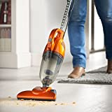 from VonHaus VonHaus Stick Vacuum Cleaner 1000W Corded  2 in 1 Upright & Handheld Vac with Lightweight Design, HEPA Filtration, Crevice Tool & Upholstery Brush