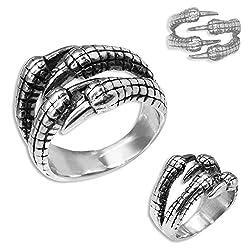 1 Soul cats anillo de acero...