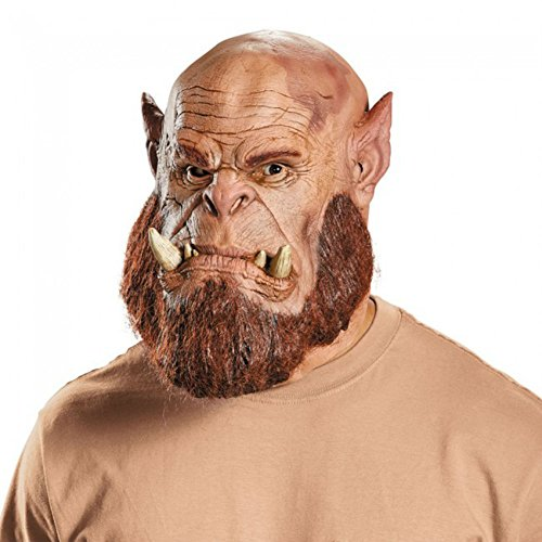 Deluxe Mask (Wow Orc Maske)