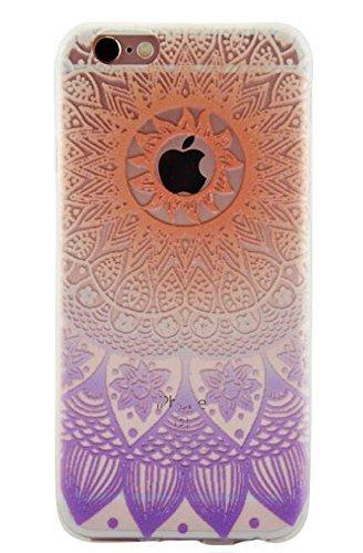 Cover Per iPhone 4S,Hippolo Cover Protettiva Shell Case Cover Per iPhone 4S in Silicone TPU 2
