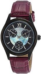 Timex Analog Black Dial Womens Watch-TW000W213