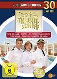 Das Traumschiff - Jubiläums-Edition - 30 Jahre (New Orleans-Sydney / Kilimandscharo-Malediven-Indien-Peru-Miami / New York-Savannah-Salvador de Bahia) [3 DVDs]
