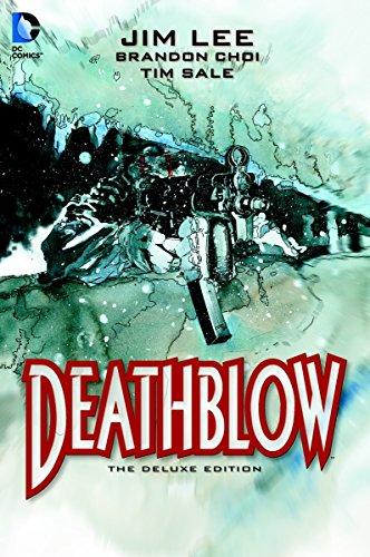 Deathblow Deluxe Edition HC por Brandon Choi
