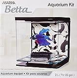 Hagen Marina Betta Aquarium-Starter-Set, Ying/Yang