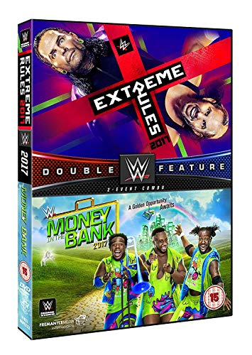 WWE: Extreme Rules 2017 + Money In The Bank 2017 [DVD]
