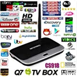 DracoTek TV Box
