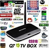 "Quad-Core-Android 4.2 TV Box ""ATV"" mit 1"