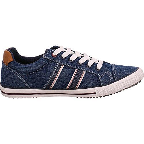 TOM TAILOR Herren 4885601 Sneaker Blau (Navy)