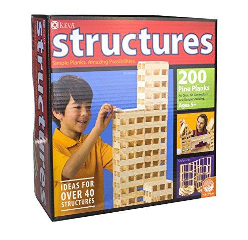 Preisvergleich Produktbild KEVA 50089 - Structures 200 Plank Set