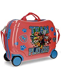 Team Players Children's Luggage, 50 cm, 34 liters, Red (Rojo)