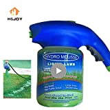 Shoppy étoile Hydro Mousse Liquide de Gazon Arroseur Plastique Arrosoir Rapide et Facile pulvérisateurs avec la Croissance la Substance Meubles Outil Coque