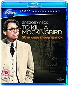 To Kill A Mockingbird [Blu-ray] [1962]