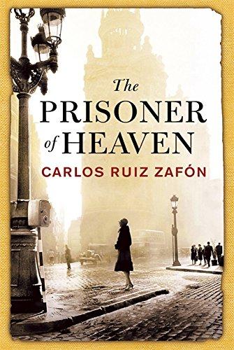 Book cover for The Prisoner of Heaven