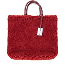 Bimba y Lola - Bolso para mujer, color rojo