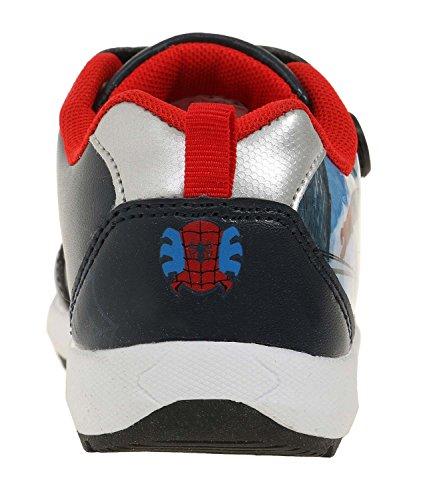 Spiderman Jungen Sneaker 2016 Kollektion - marine blau Marine Blau