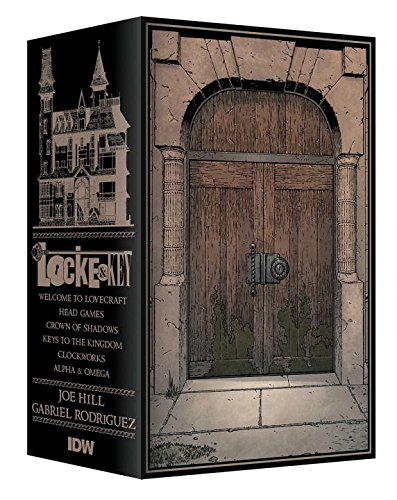 Locke & Key Slipcase Set par Joe Hill