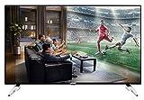 Telefunken HU43A402 108 cm (43 Zoll) Fernseher (4K Ultra HD, HDR, Triple Tuner, Smart TV)