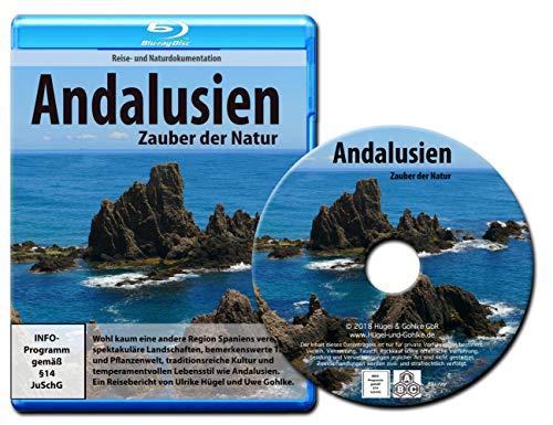 Preisvergleich Produktbild Andalusien - Zauber der Natur