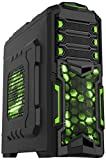iTek Destroyer, Case Middle Tower