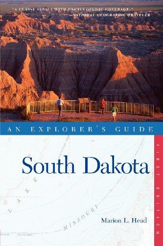 An Explorer's Guide: South Dakota (Explorer's Complete)
