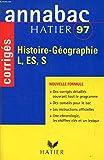 Histoire géographie : 6e. Manuel