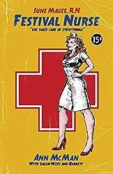 June Magee, R.N., Festival Nurse by Ann McMan (2014-12-01)
