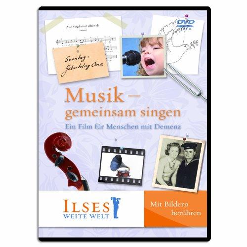 Interaktiver Demenzfilm: Musik - gemeinsam singen! DVD Interaktive Dvd