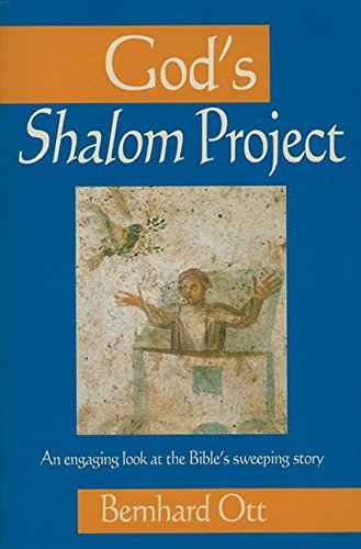 God S Shalom Project An Engaging Look At The Bible S Sweeping Story