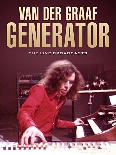 Van der Graaf Generator - The Live Broadcasts [OV] (Generator Rock)