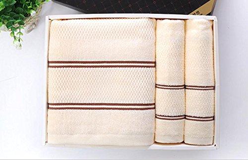 ggccx-asciugamano-asciugamano-da-bagno-32-azioni-a-nido-dape-asciugamano-di-cotone-pianura-tre-pezzi