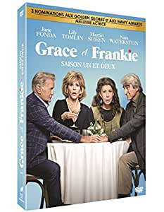 Grace and Frankie - Intégrale saisons 1 & 2 [DVD + Digital UltraViolet]
