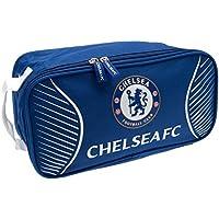 Chelsea F.C. Boot Bolsa, Infantil, Azul, Talla Única